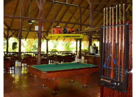 Tropical Lodge 52 Room Hotel in Dominical