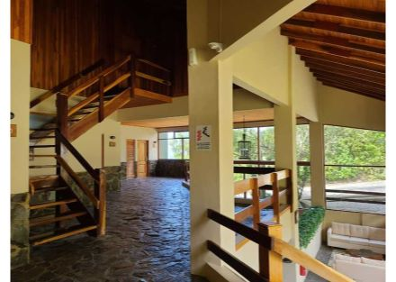 The best mountain hotel in Central America